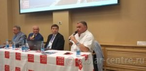 VI научно-практическая конференция оториноларингологов и сурдологов ФМБА России в Санкт-Петербурге