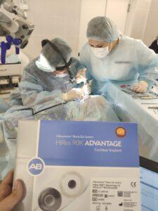 Кохлеарные имплантации в Астрахани!!!